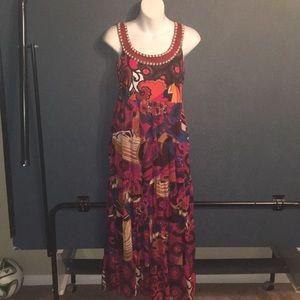 Alberto Makali Size small maxi dress